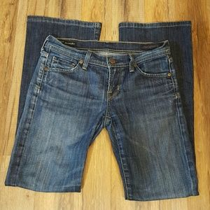 Citizens of Humanity Size 25 Flare Jeans